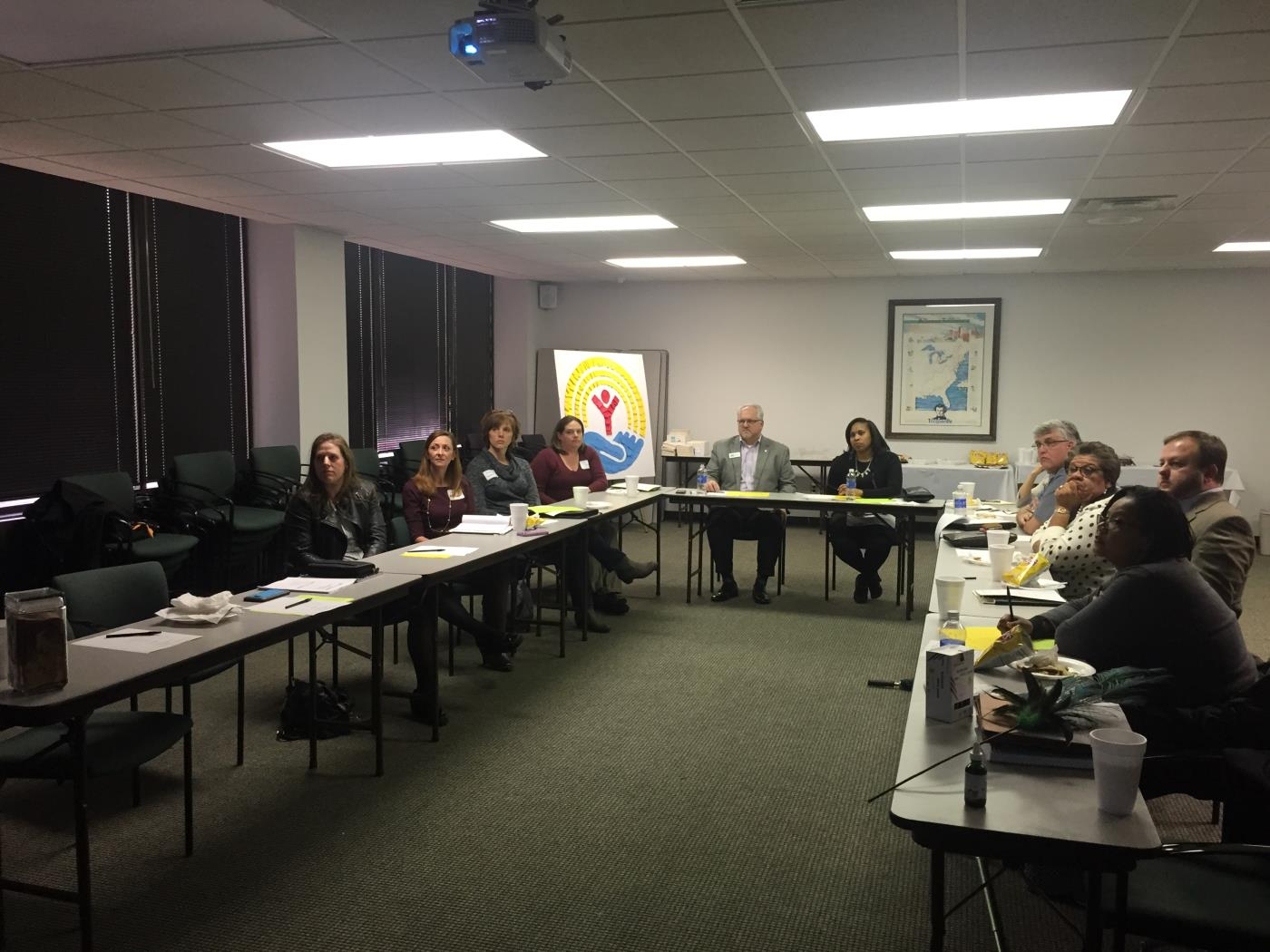 COG Orientation Meeting January 21 2016