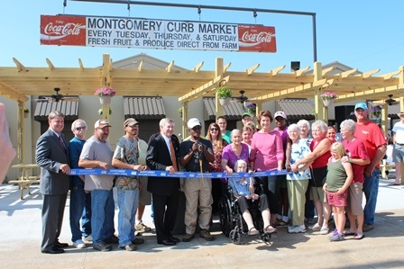 Montgomery Market Opening Day