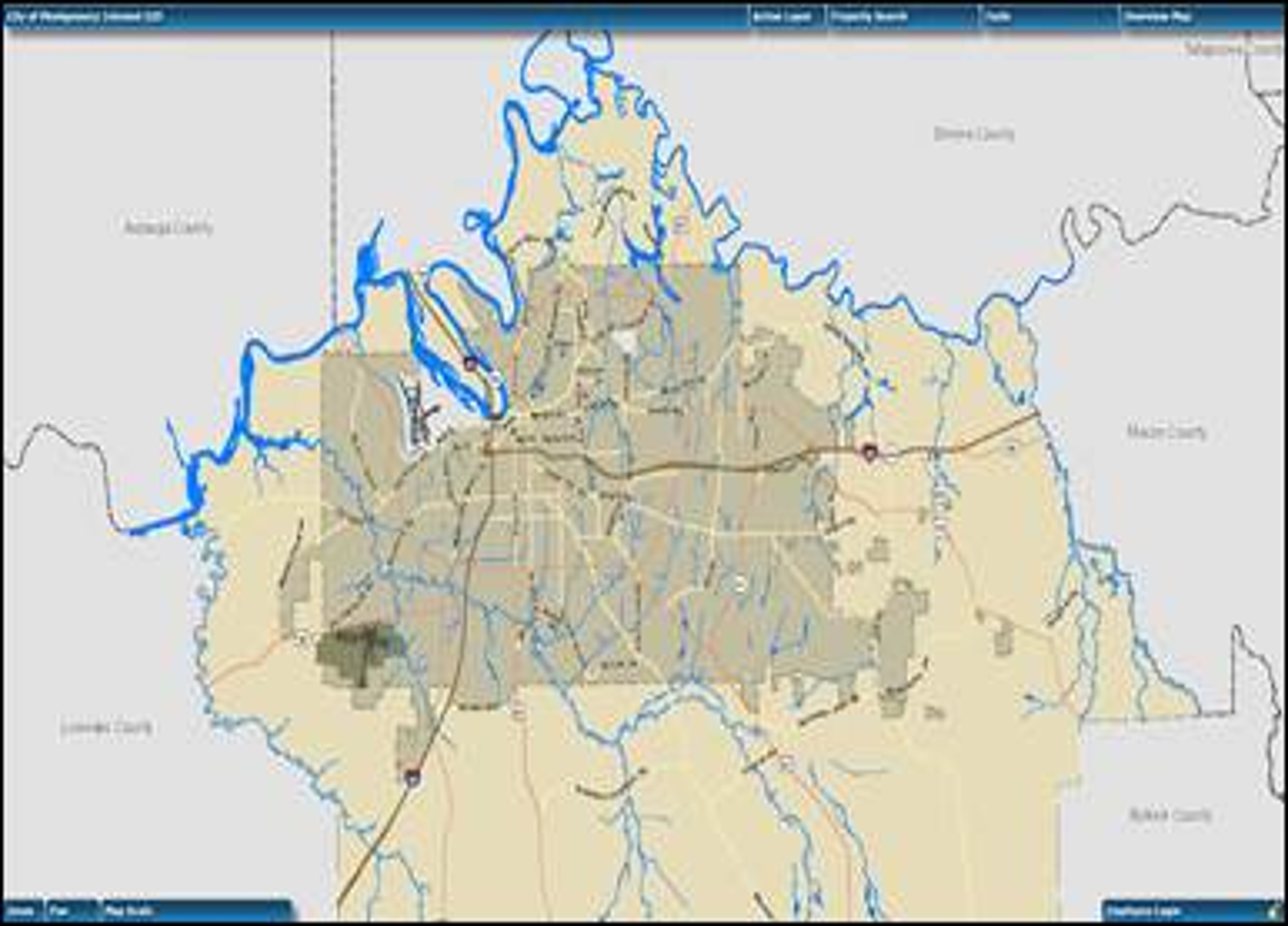 GIS Division | City of Montgomery, Alabama