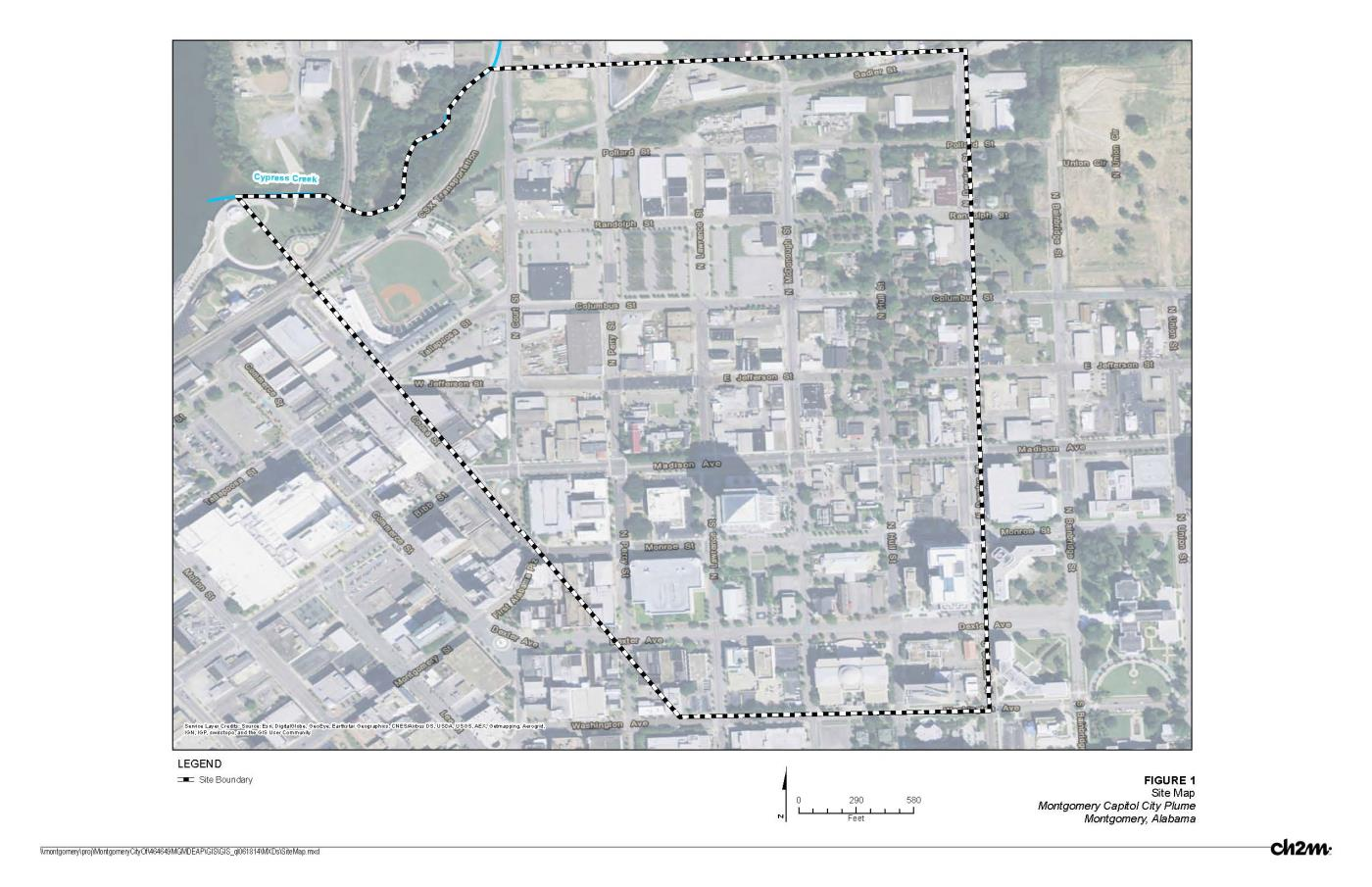 Maps & Photos   City of Montgomery, Alabama