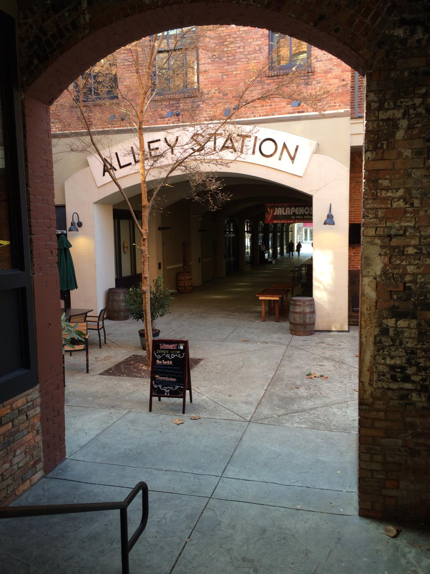 Alley Station 2