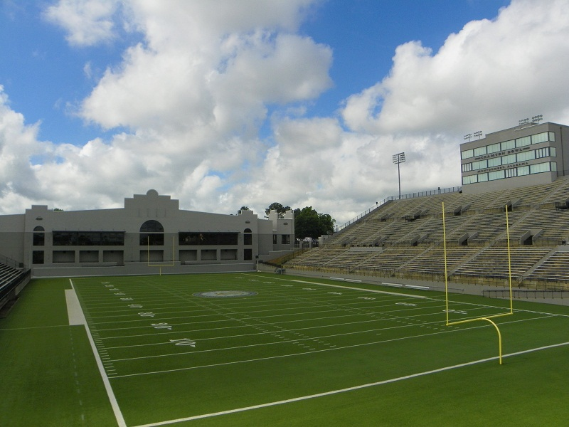 Cramton Bowl view of Multiplex