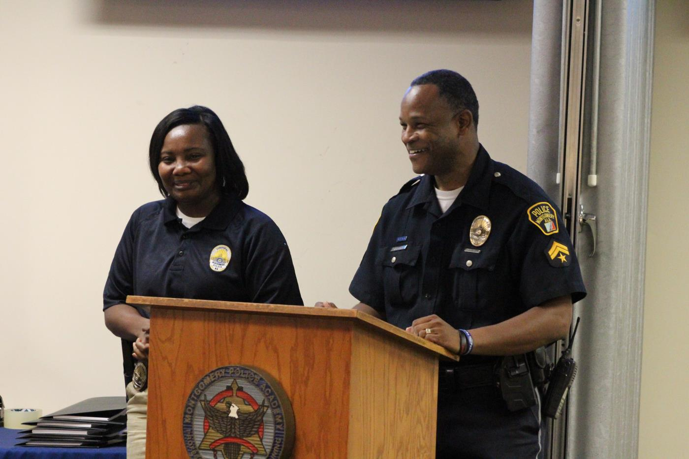 Citizens Police Academy 5