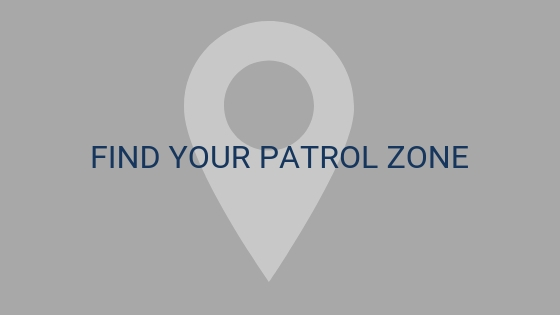find out inside which police zone your address is located