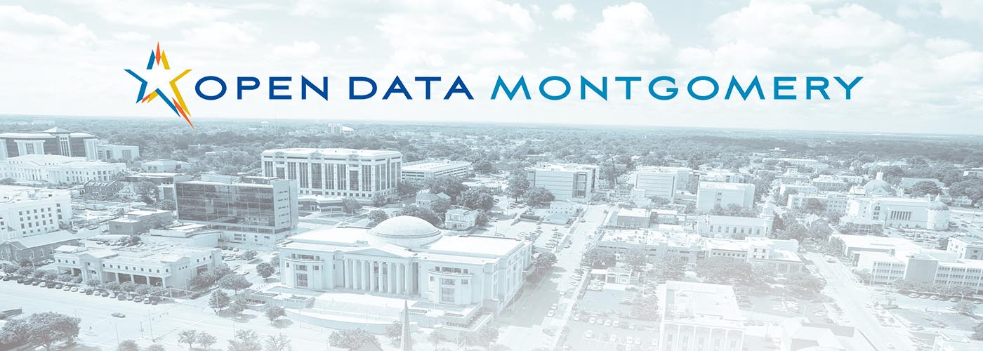 Montgomery's Open Data Portal
