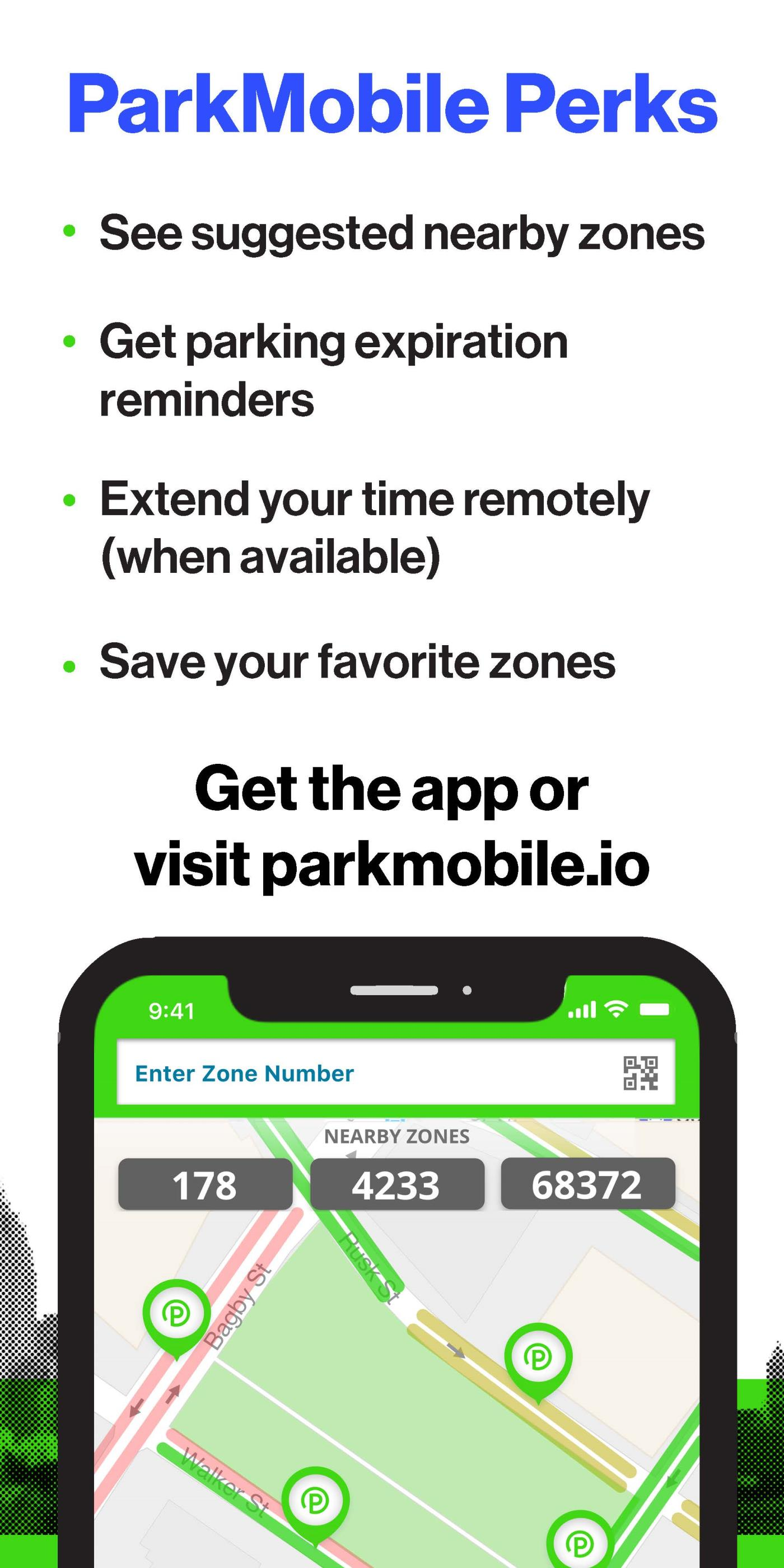 ParkMobile - pay with your phone