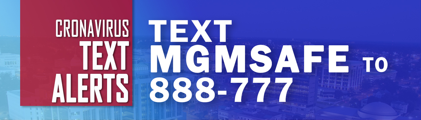 Text MGMSAFE to 888-777