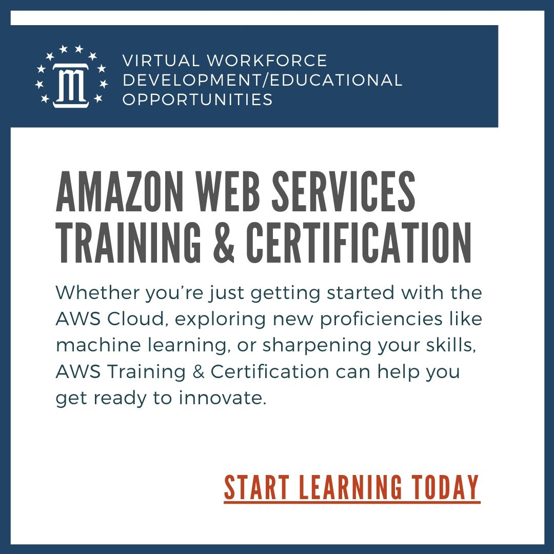 Amazon Web Services Training and Certification: